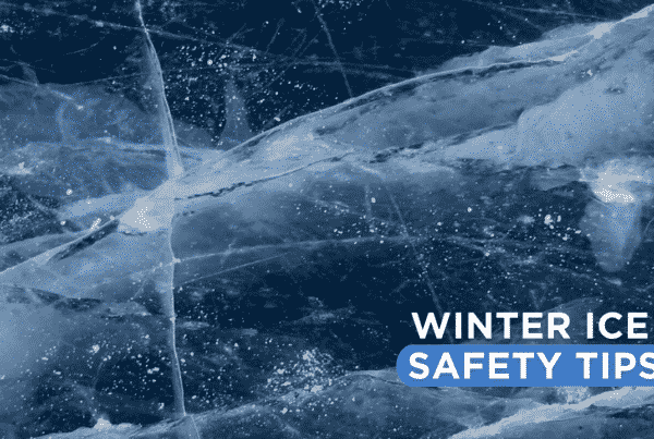 Winter Ice Safety Tips